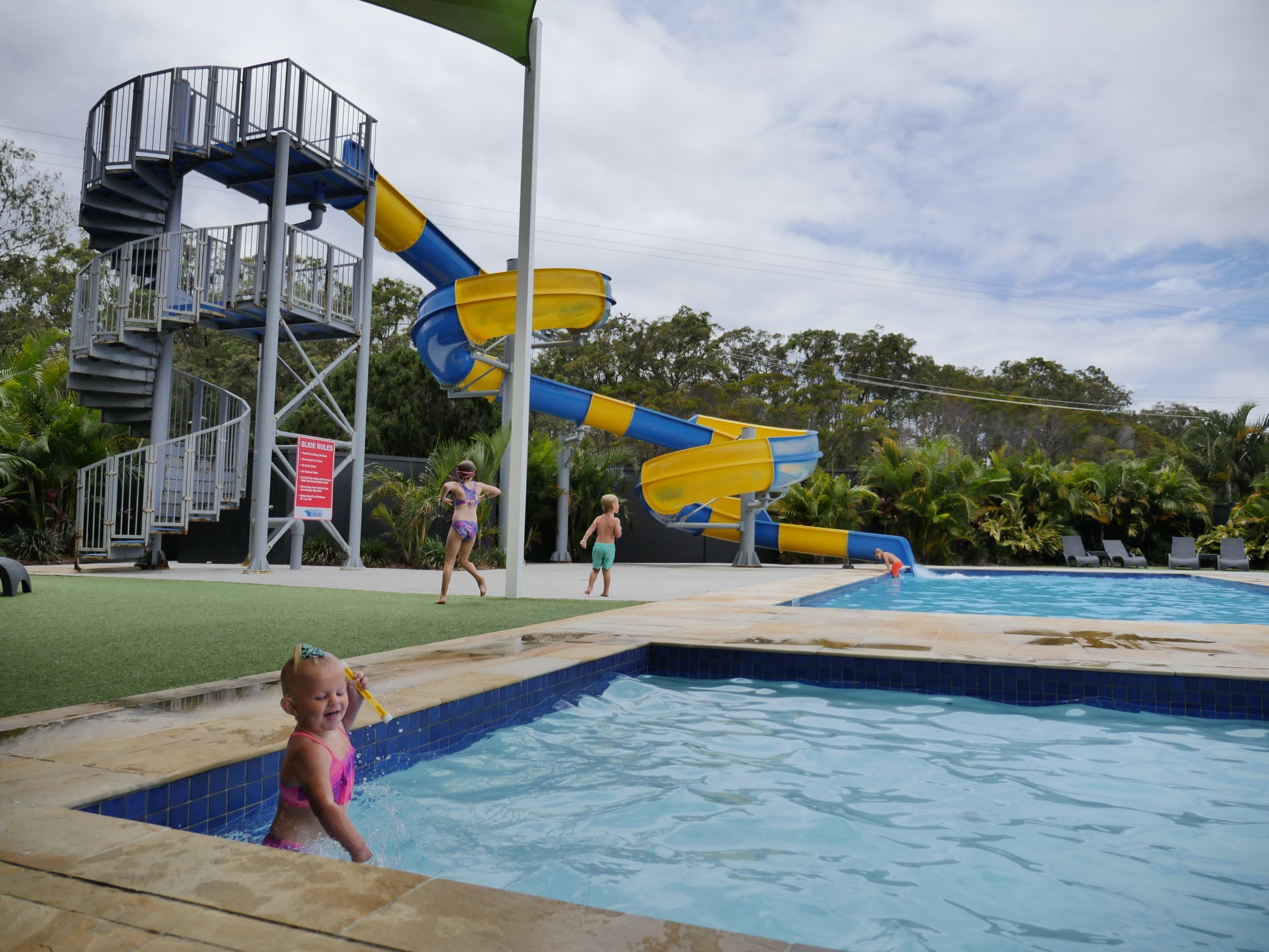 Perfect on a HOT DAY! - Nobby Beach Holiday Village - Gold Coast QLD. Perfect