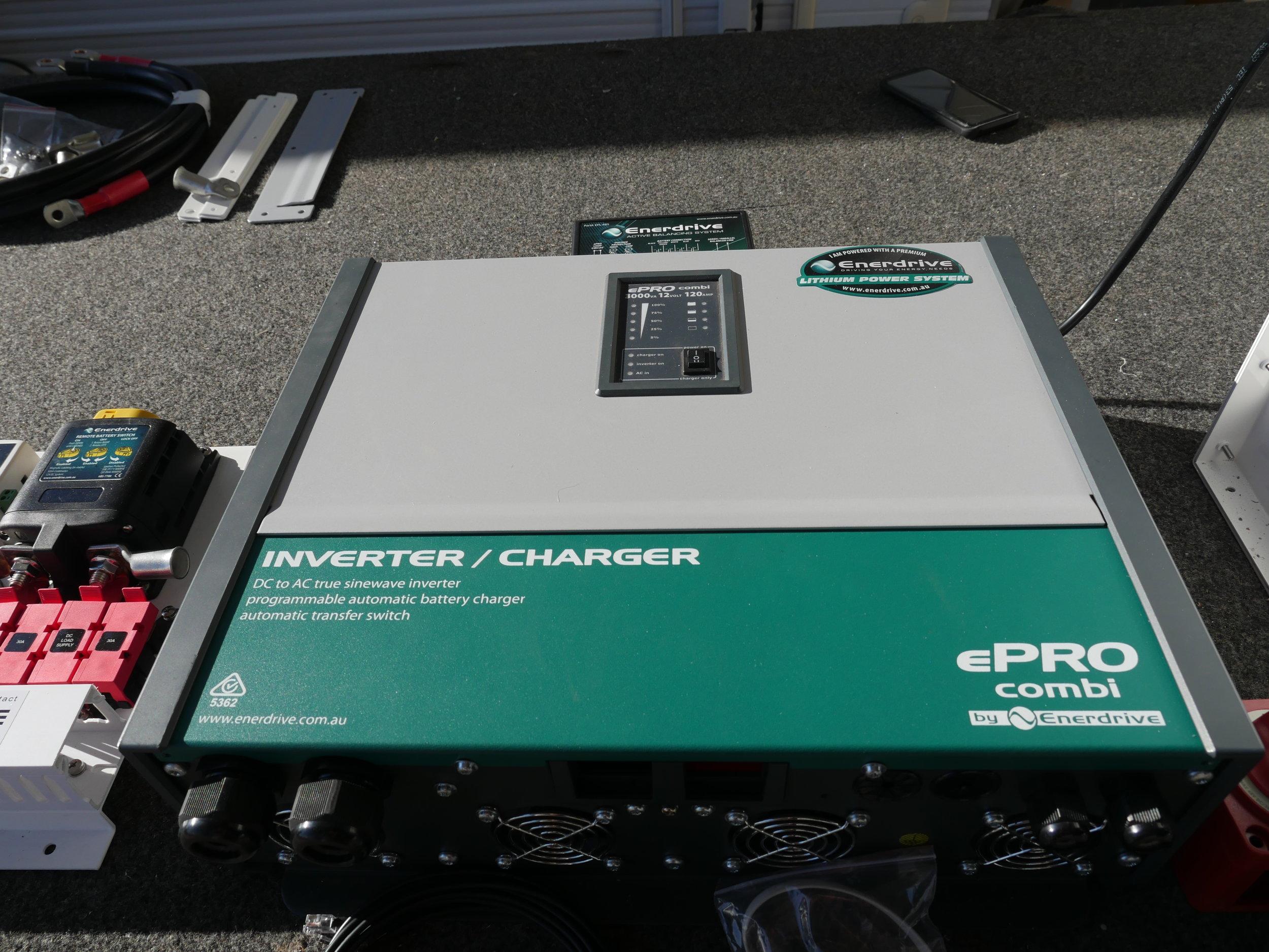 Inverter/charger