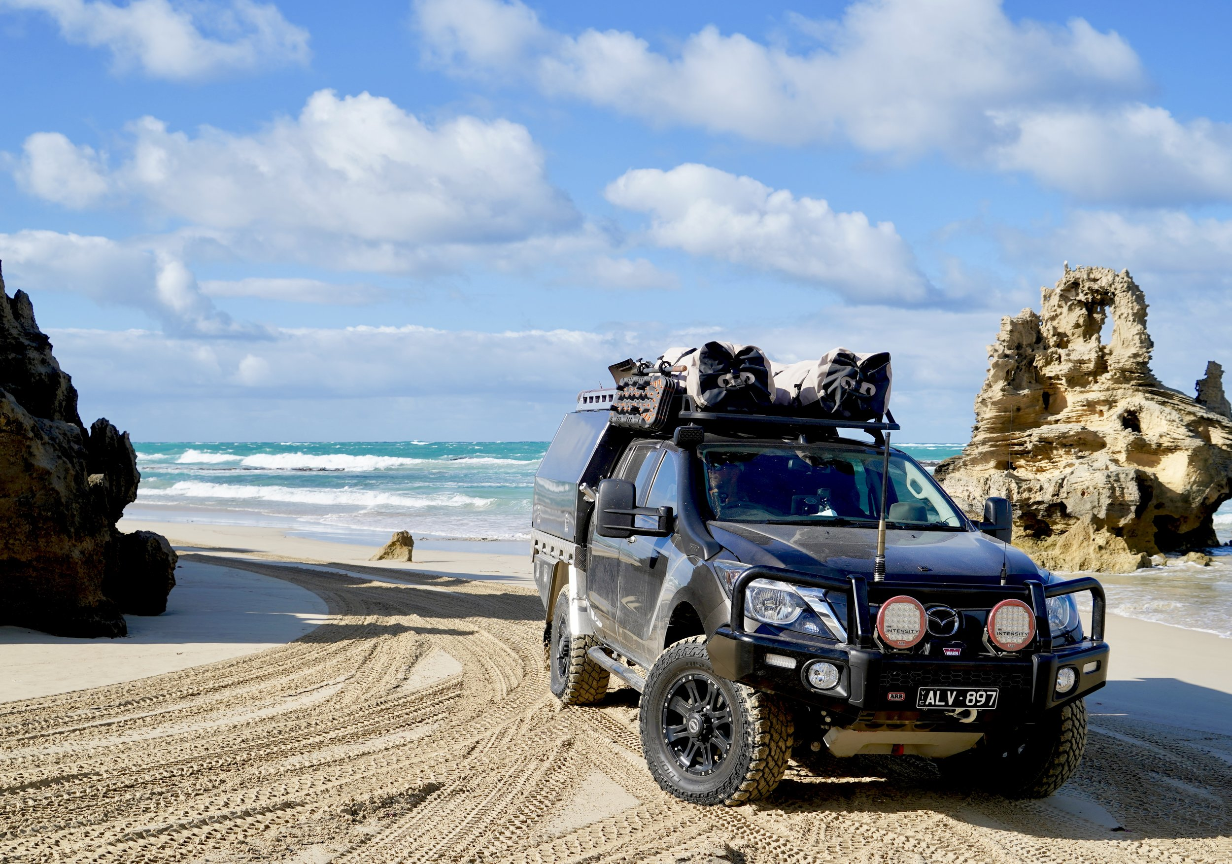 ONE OF THE BEST BEACH DRIVES WE HAVE DONE - LOVED IT!!