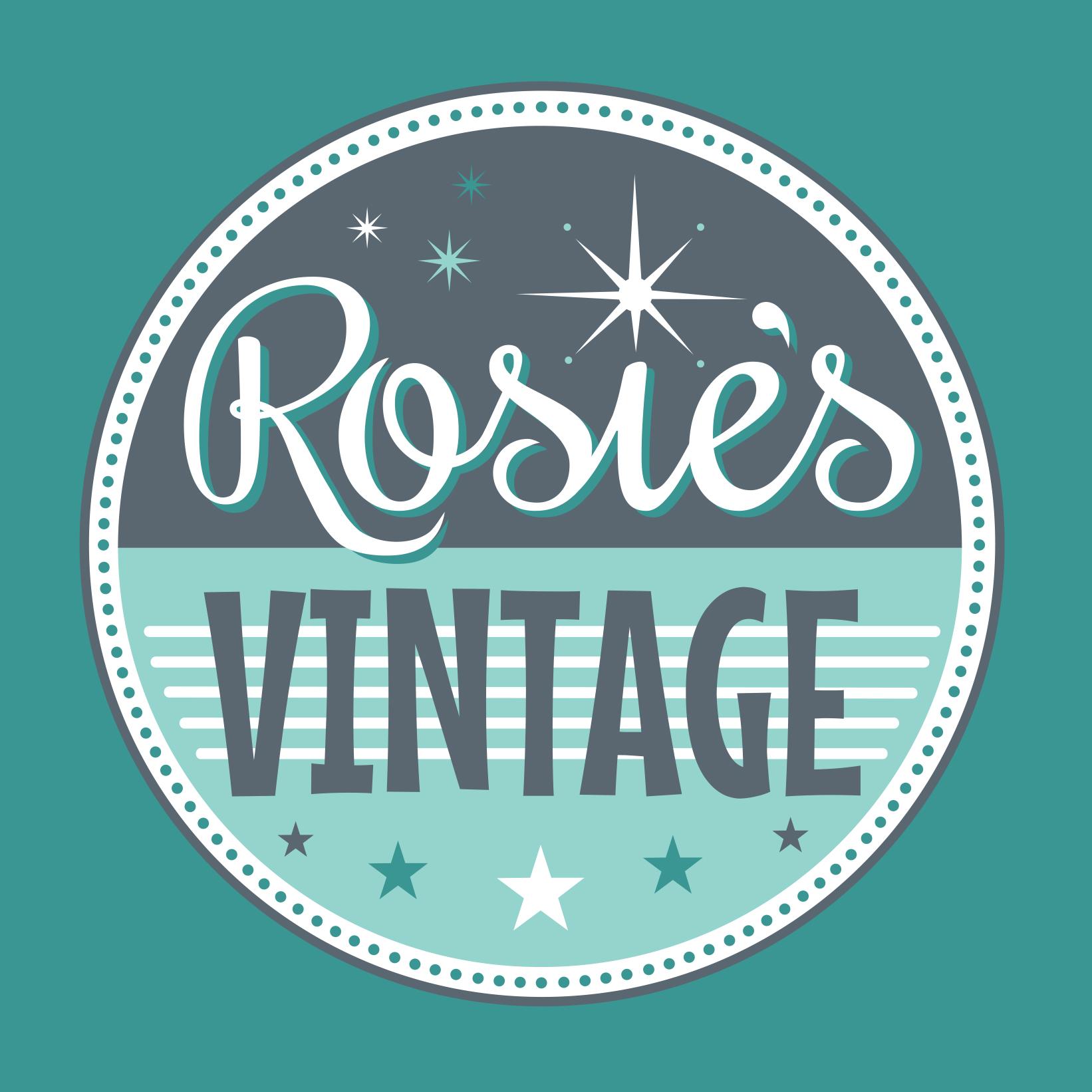 ROSIE'S VINTAGE - ETSY