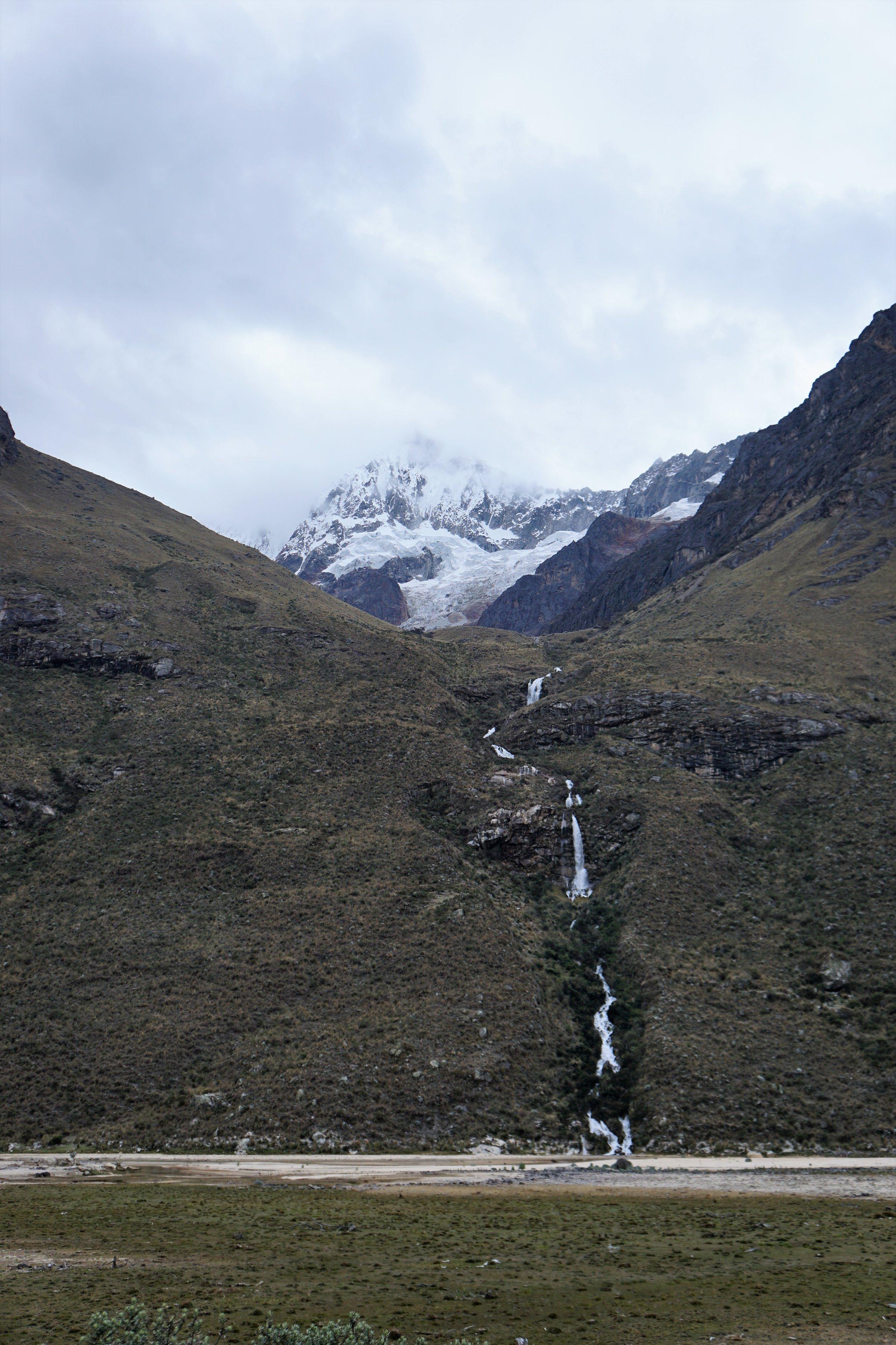 Quitaraju Peak (6036m / 19800ft)