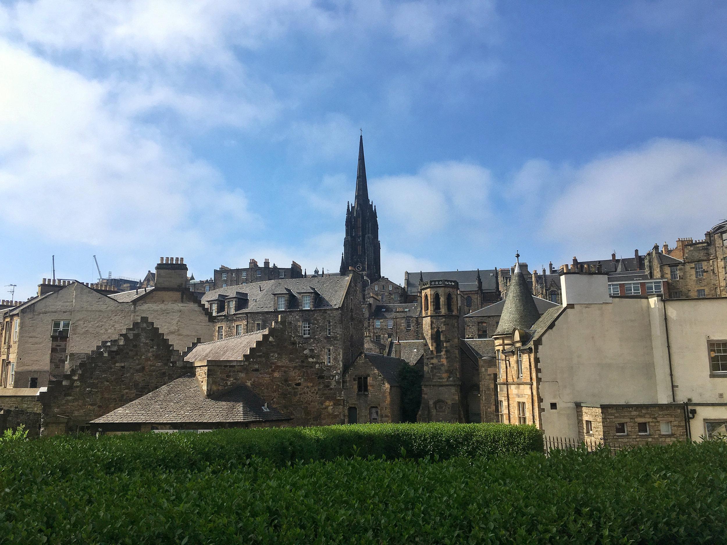Edinburgh: Home of Fringe Fest, J.K. Rolling, and Buckfast Tonic Wine