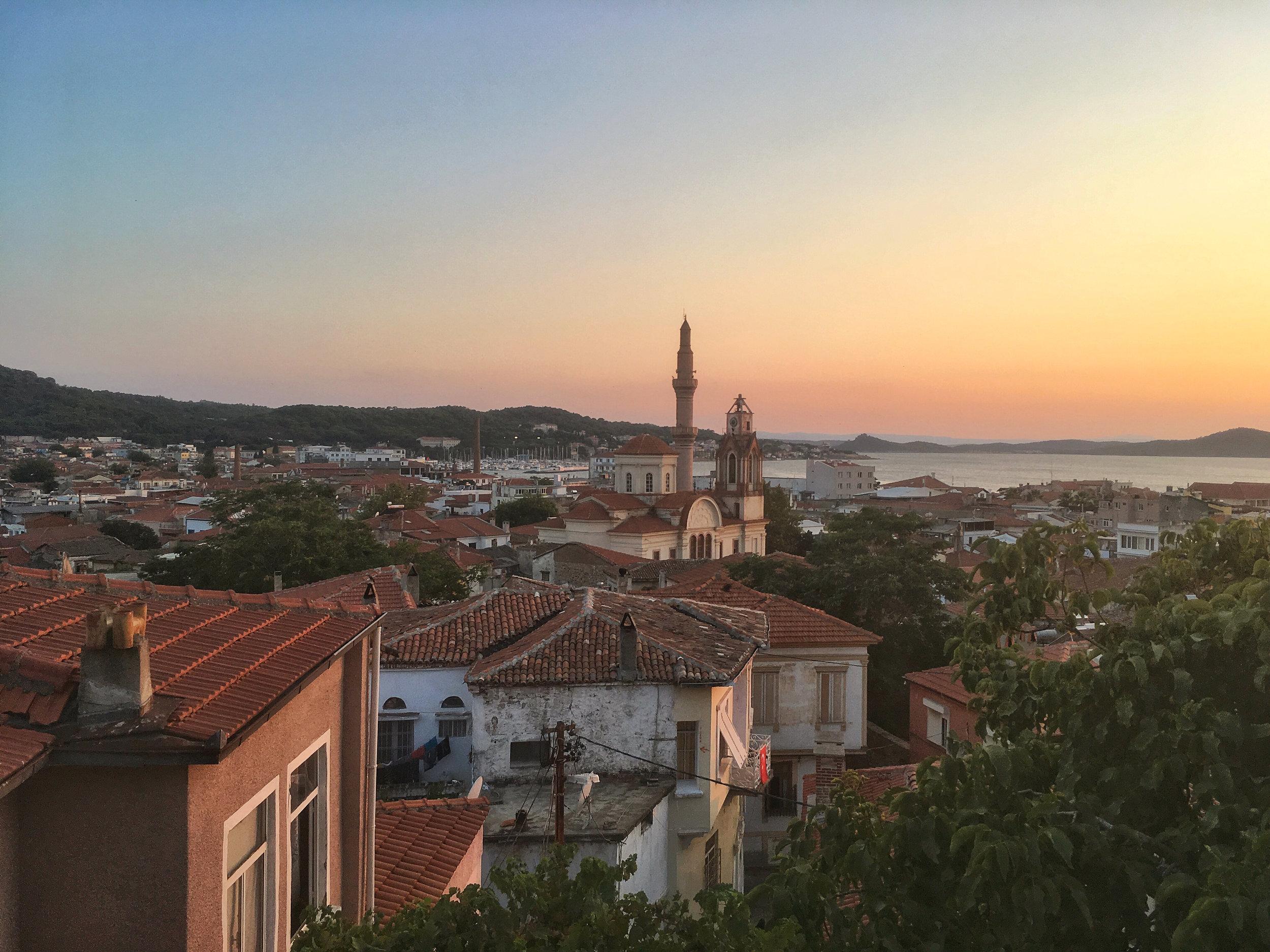 A glimpse into the beauty of the Turkish coast