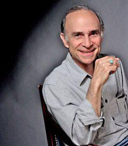 Poet and essayist Stephen Kessler