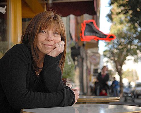 Best-selling author Cara Black