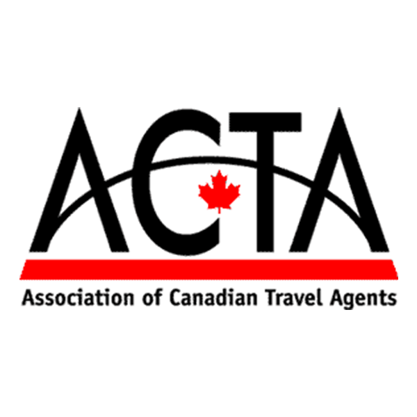 Breakaway Tours - Accreditations & Partners - ACTA Association of Canadian Travel Agents