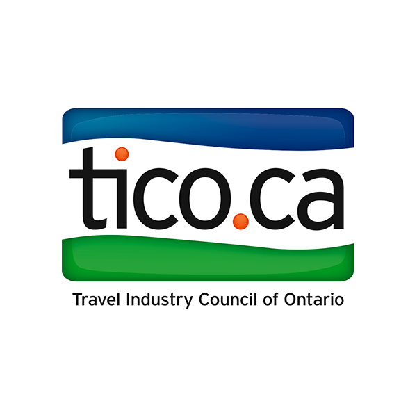 Breakaway Tours - Accreditations & Partners - tico.ca Travel Industry Council of Ontario