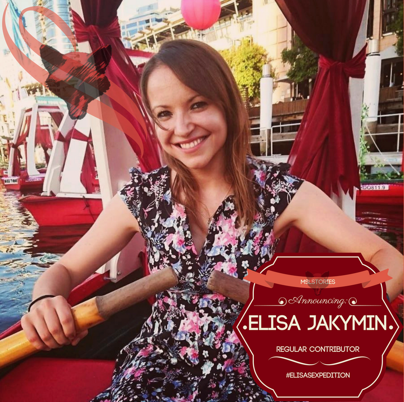 Elisa Jakymin joins Elizabeth Newman as a  Regular Contributor  on the  Memoirs of a Student Leader  team.