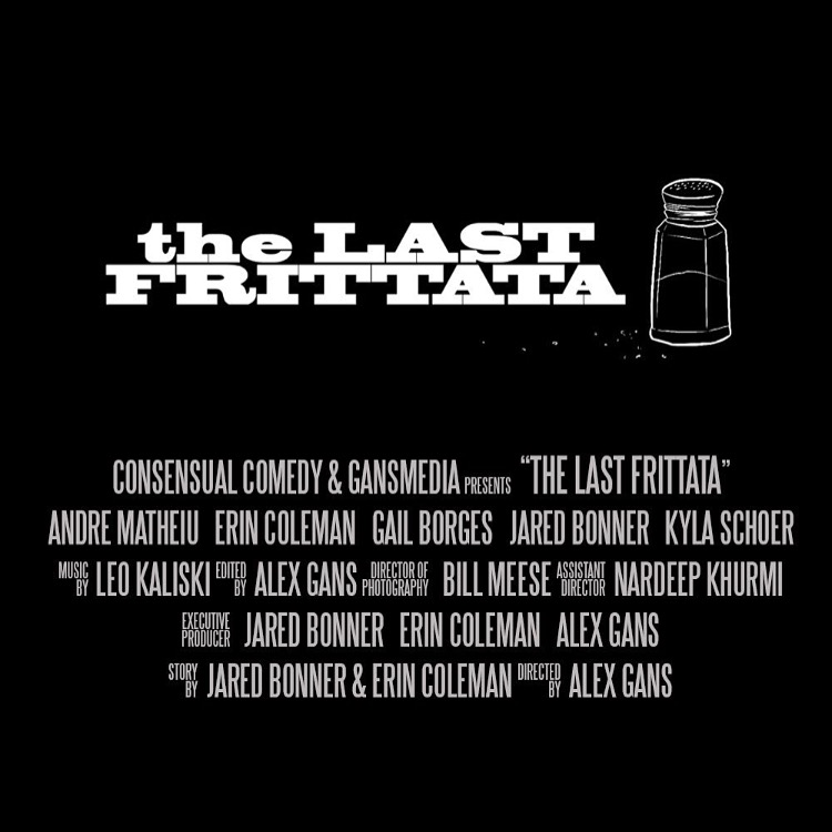 The Last Frittata Cast and Crew