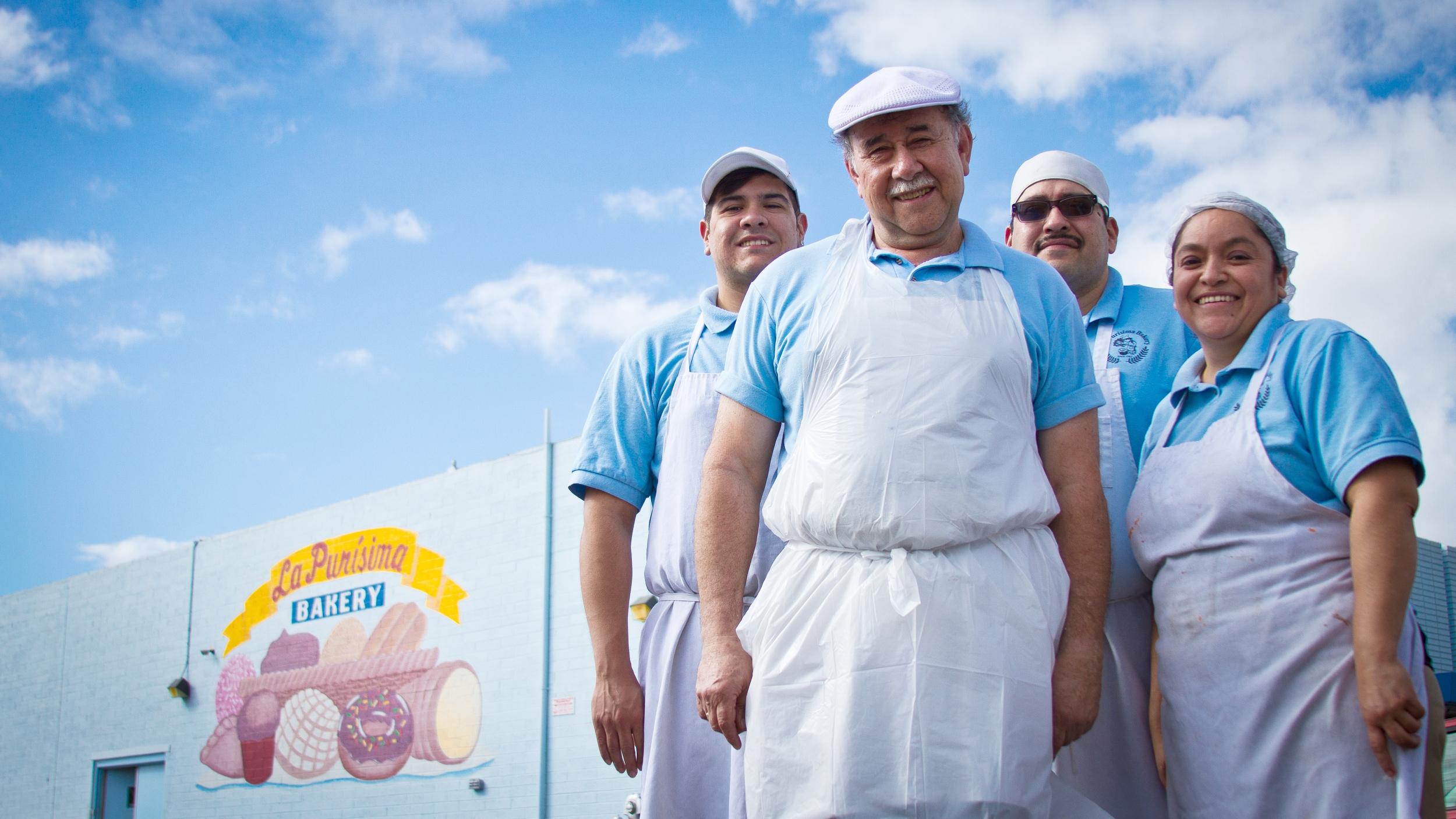 La Purisima Bakery in Glendale Arizona | Editorial Photographer