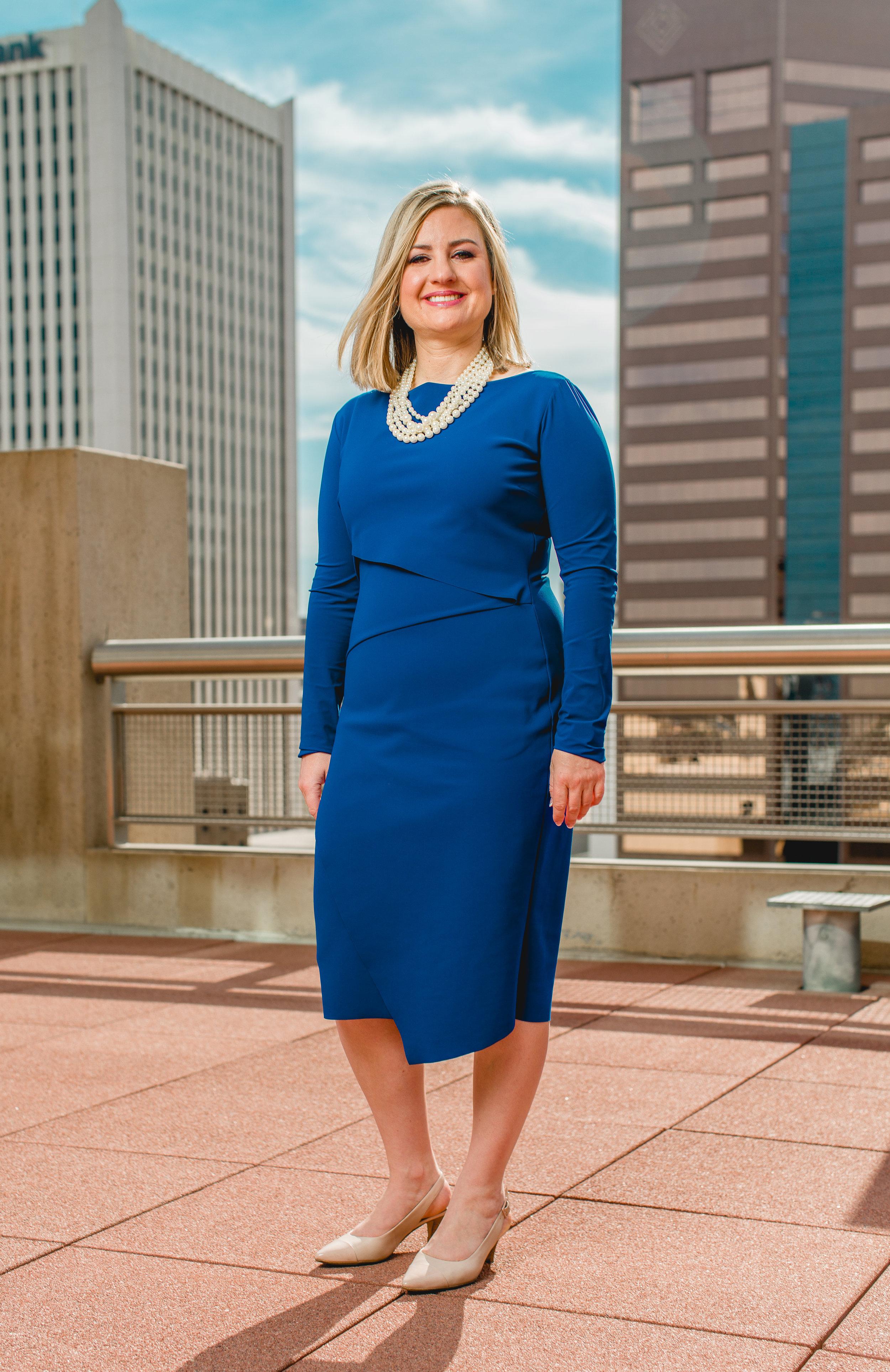 Mayor Kate Gallego