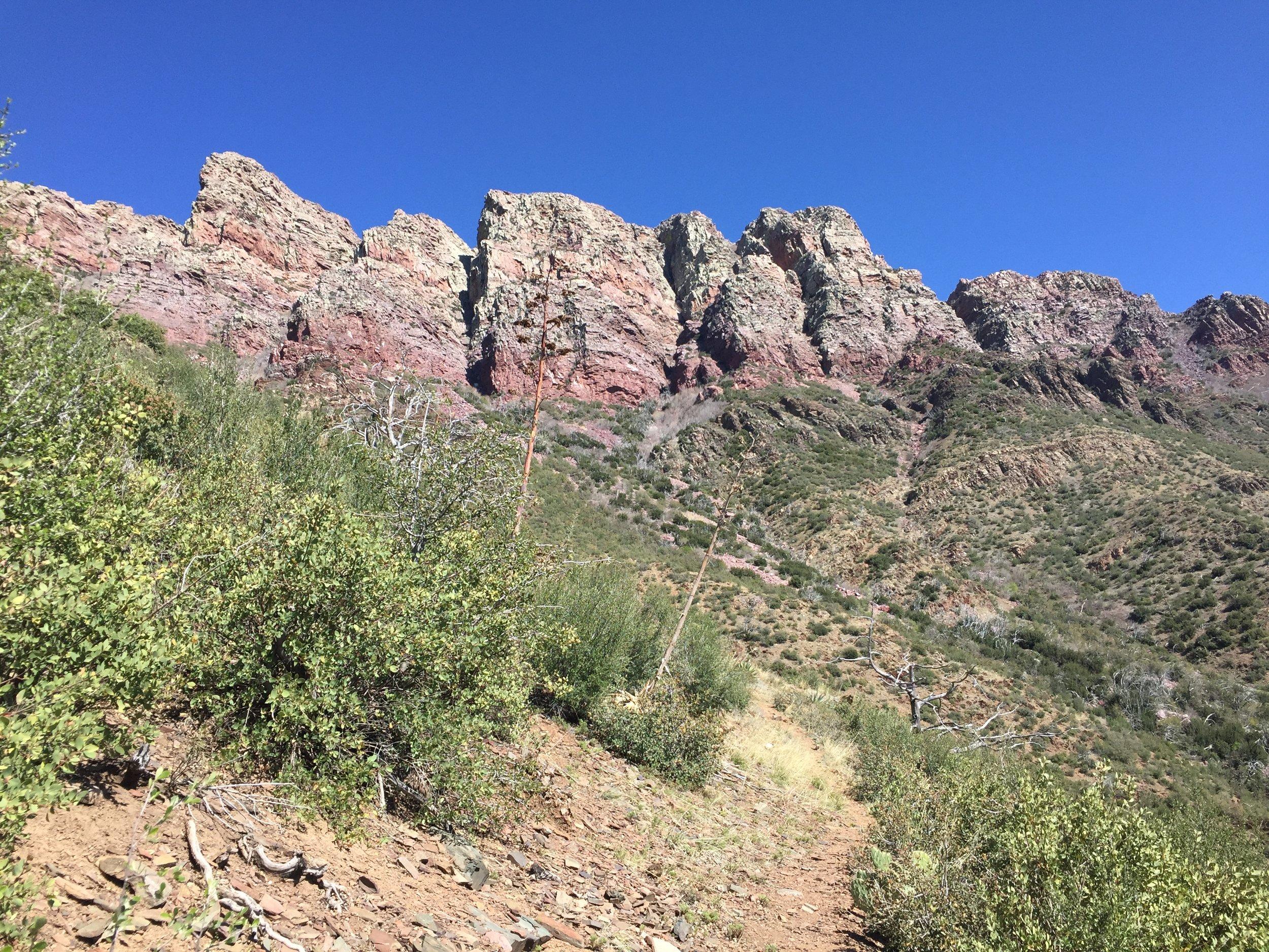 Mazatzal Peak