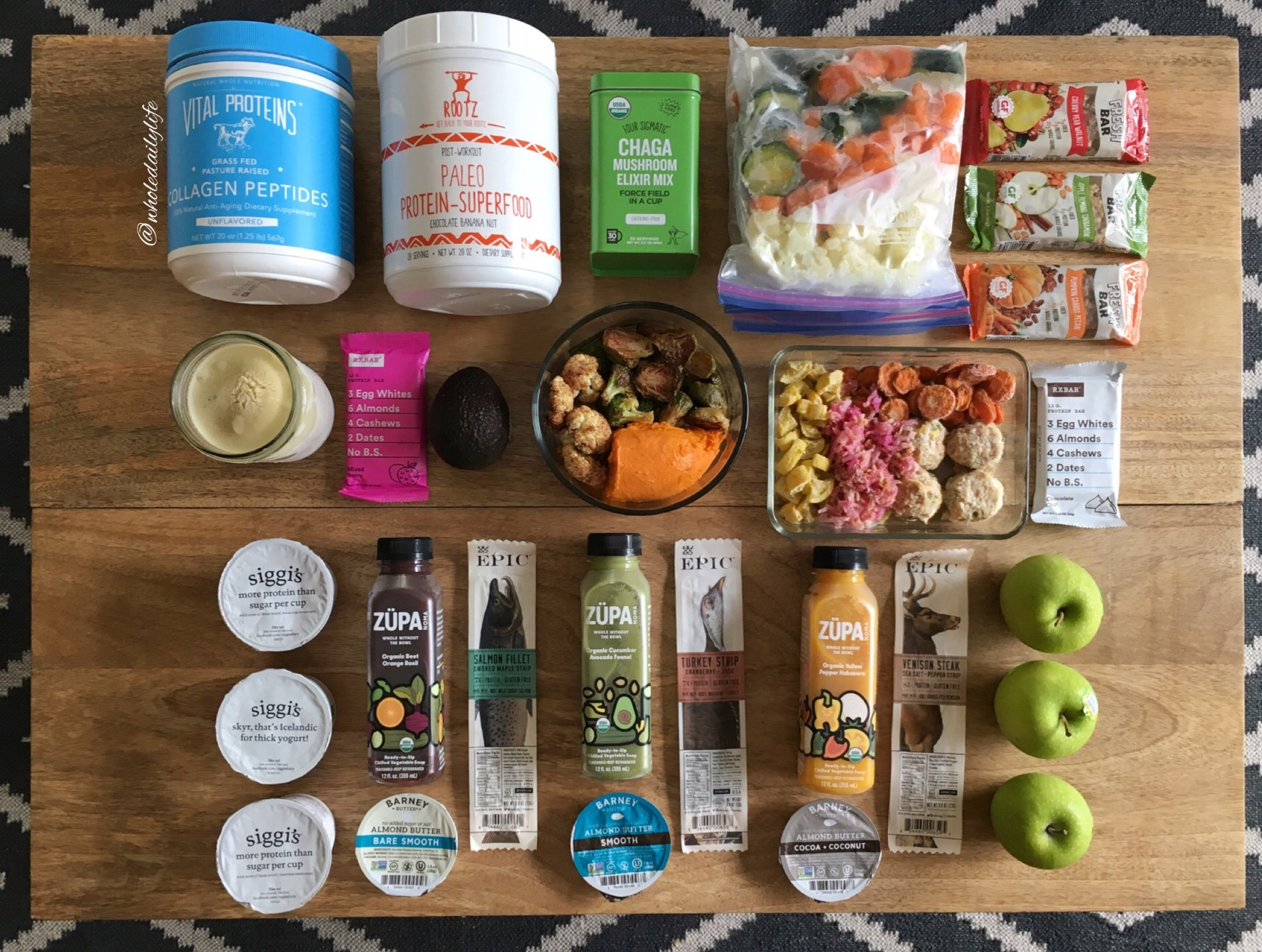 Meal Prep 5/15/17: From the Freezer