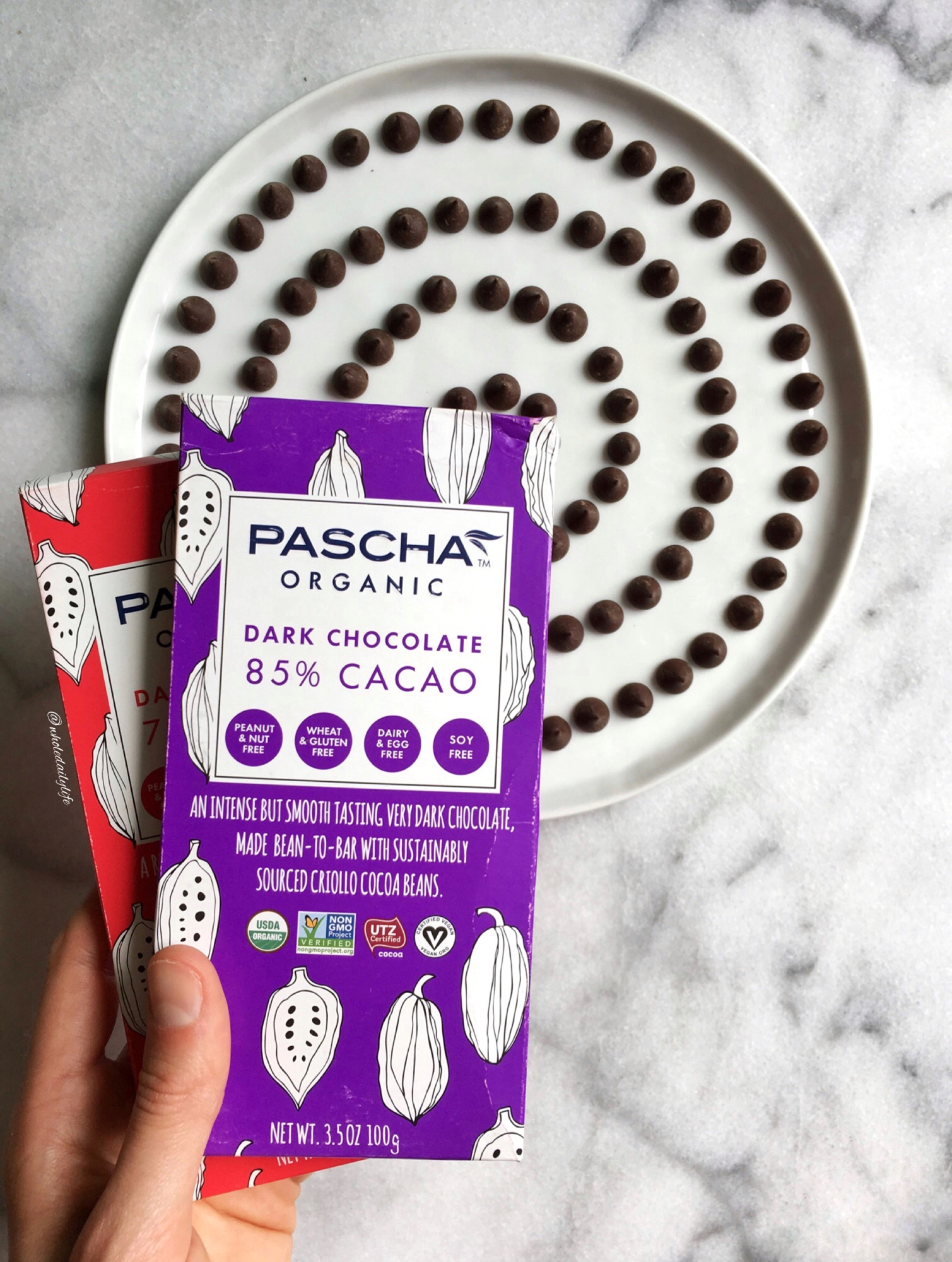 Review: Pascha Chocolate (Allergen Free!)