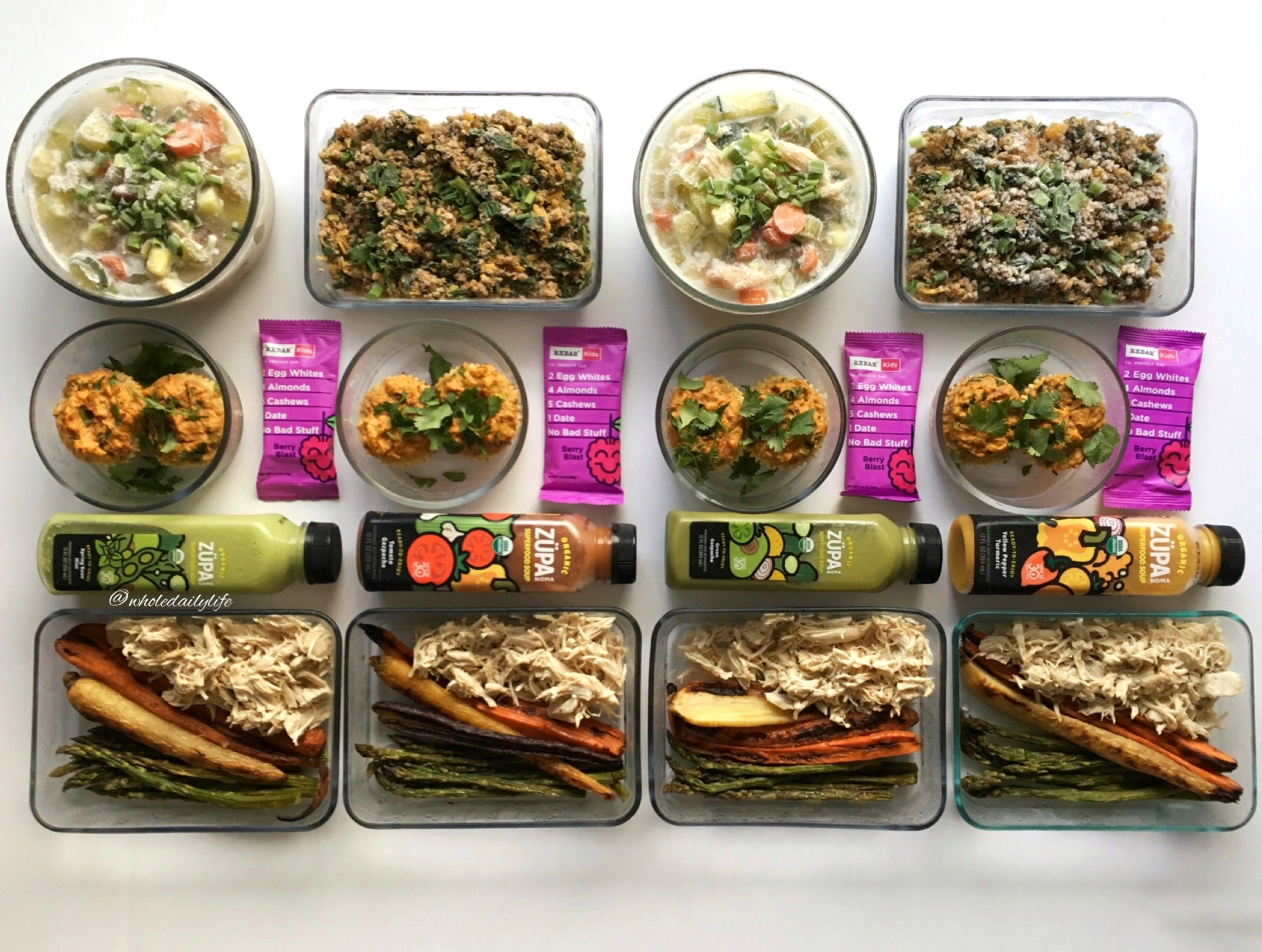 Whole30 Meal Plan + 3 Giveaways   Whole Daily Life