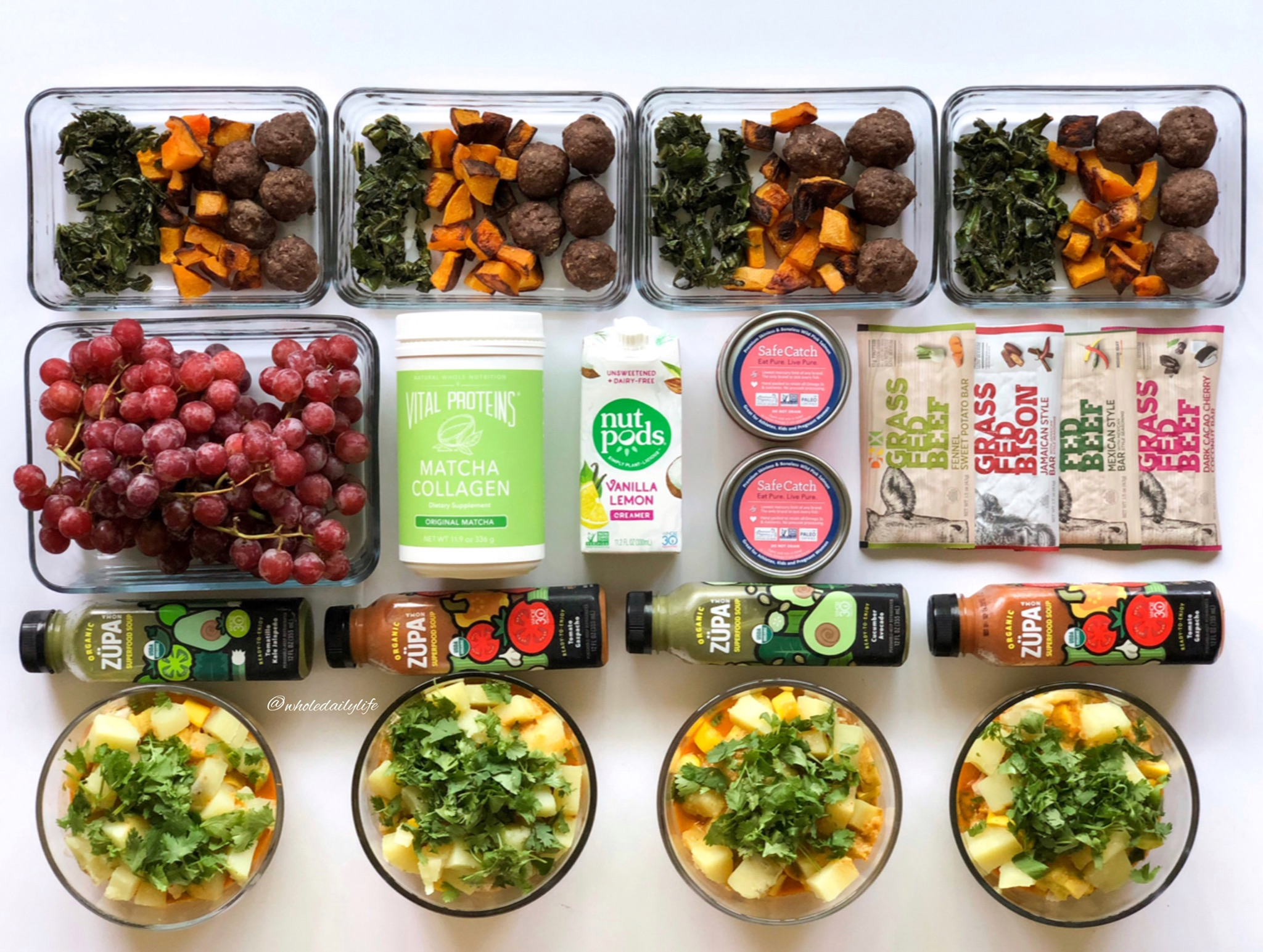 Whole30 Meal Plan: Step by Step | Whole Daily Life