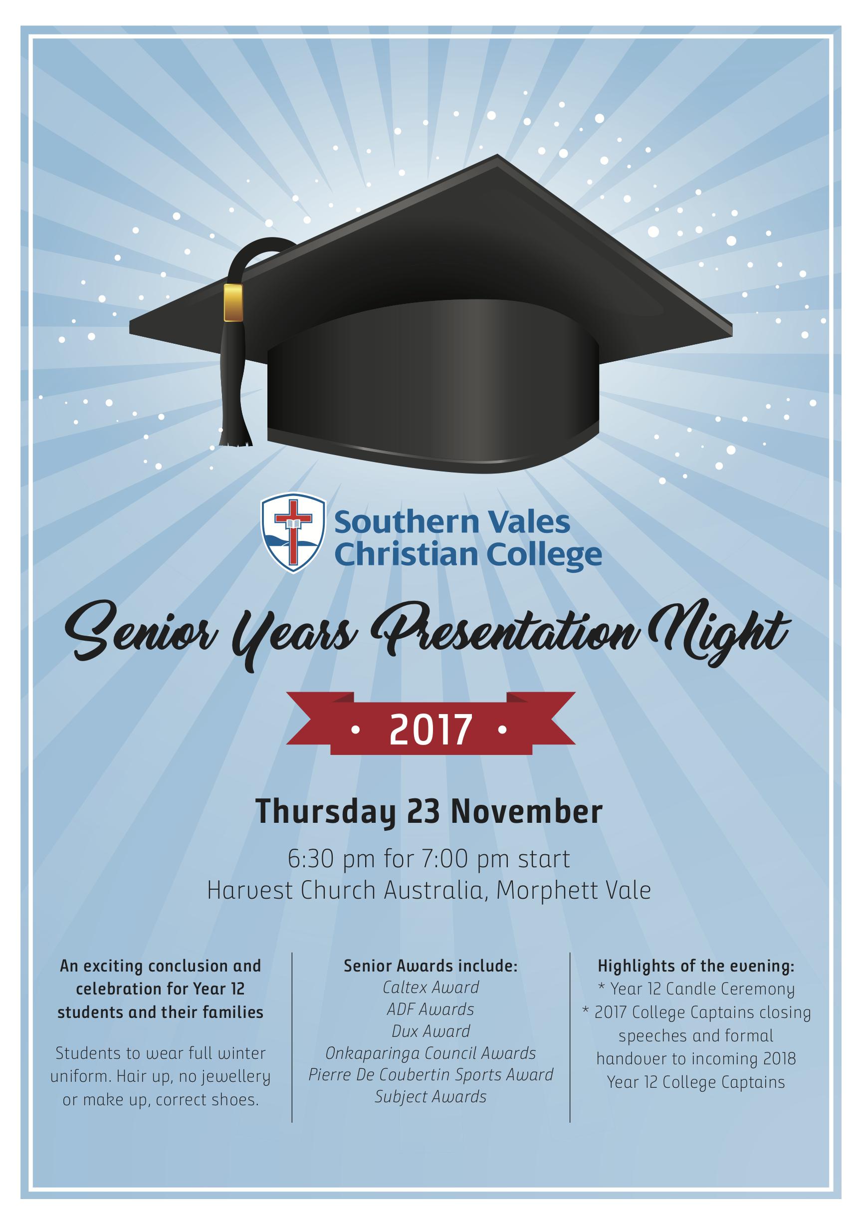 Senior Years Presentation Night 2017 .png