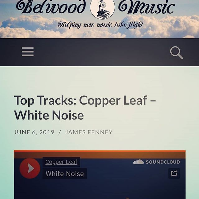 Thanks for the kind words, @belwoodmusic!