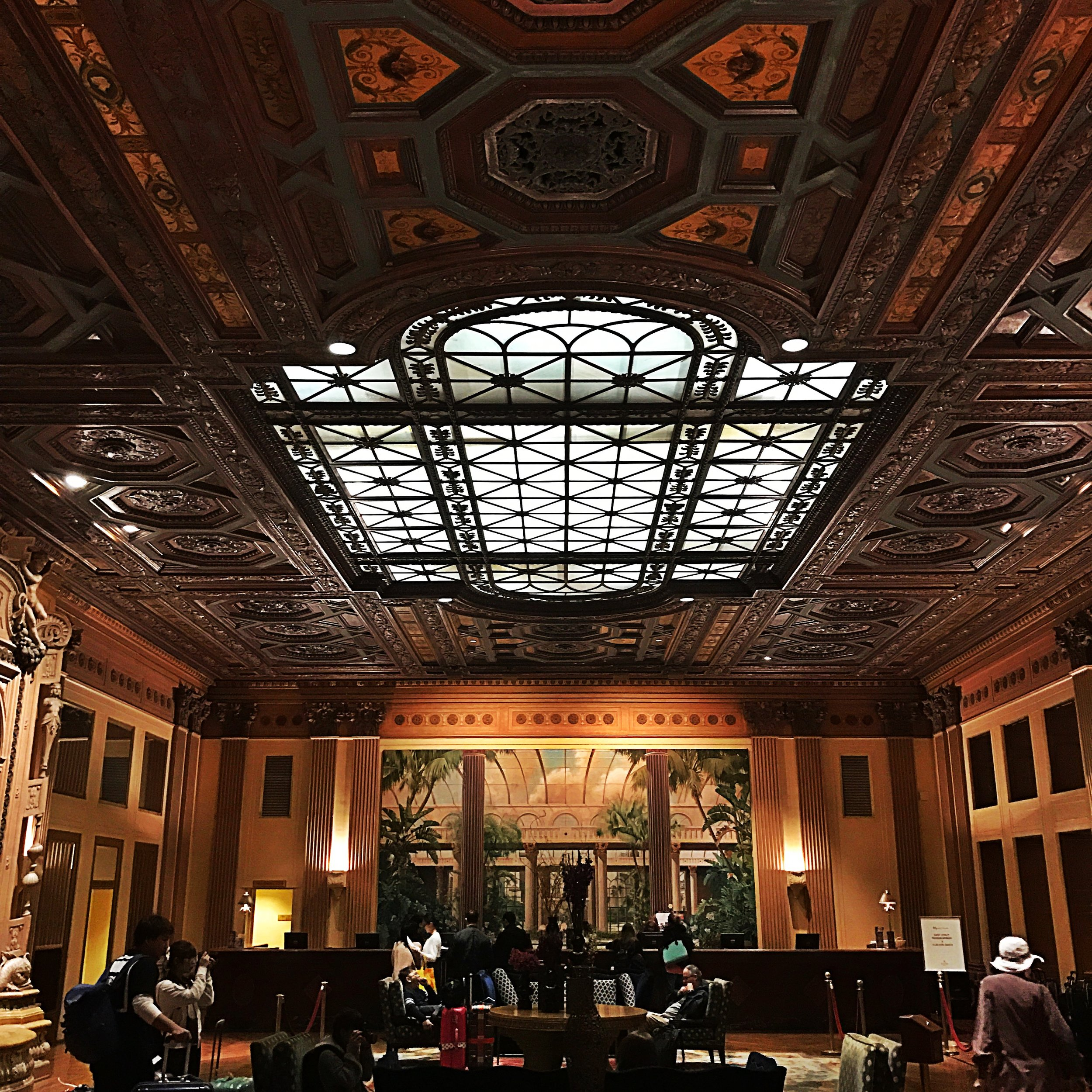 The Music Room, Biltmore Hotel