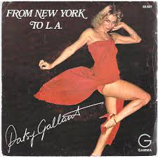 Patsy Gallant, From New York To LA!