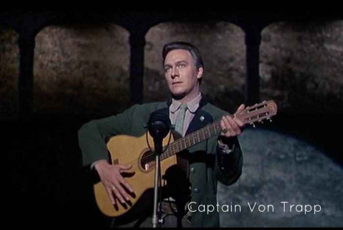 Captain Von Trapp