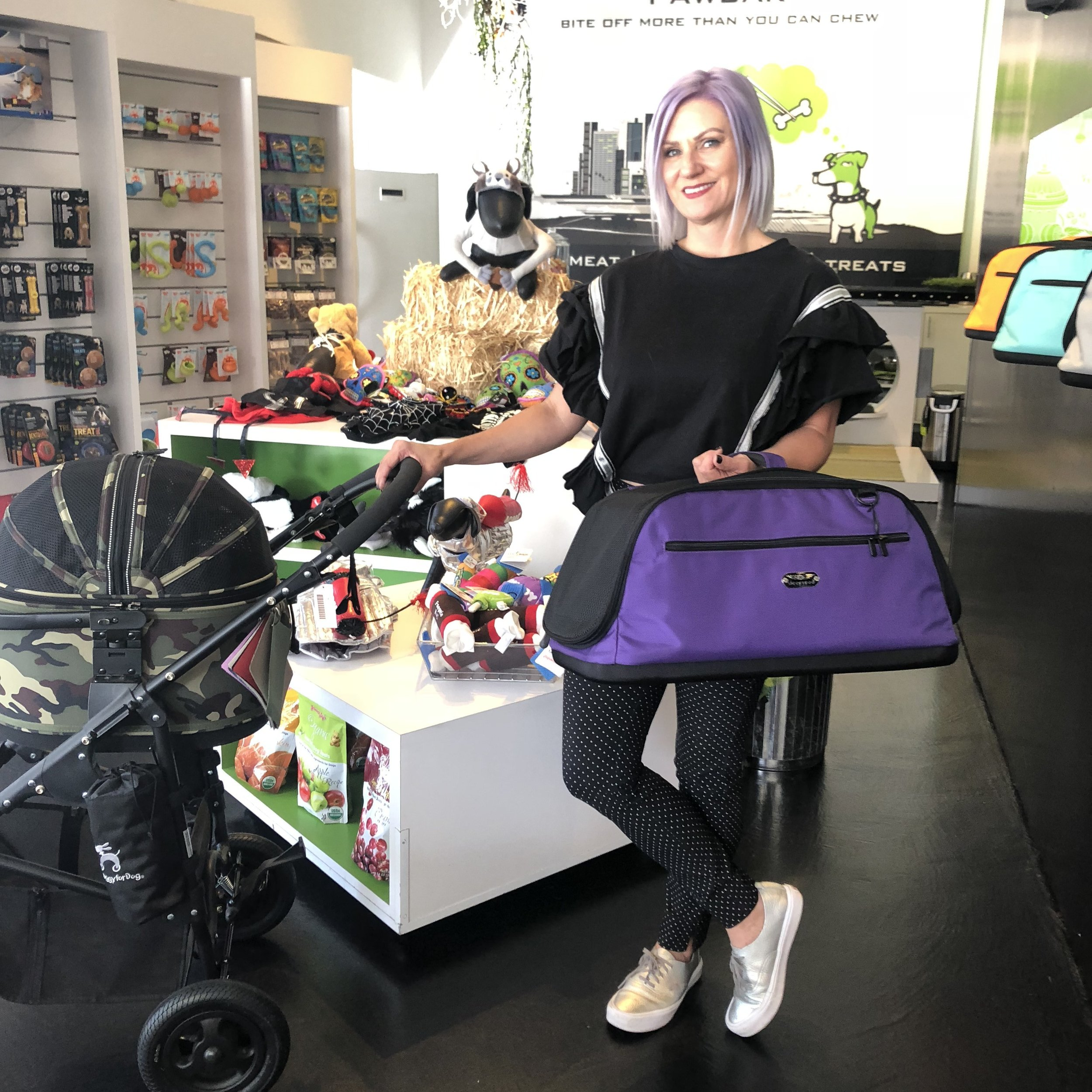Janine Zakrajsek talks about how products derived from cannabis can help when traveling with your pet.