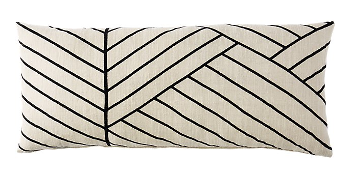 Forma Pillow CB2