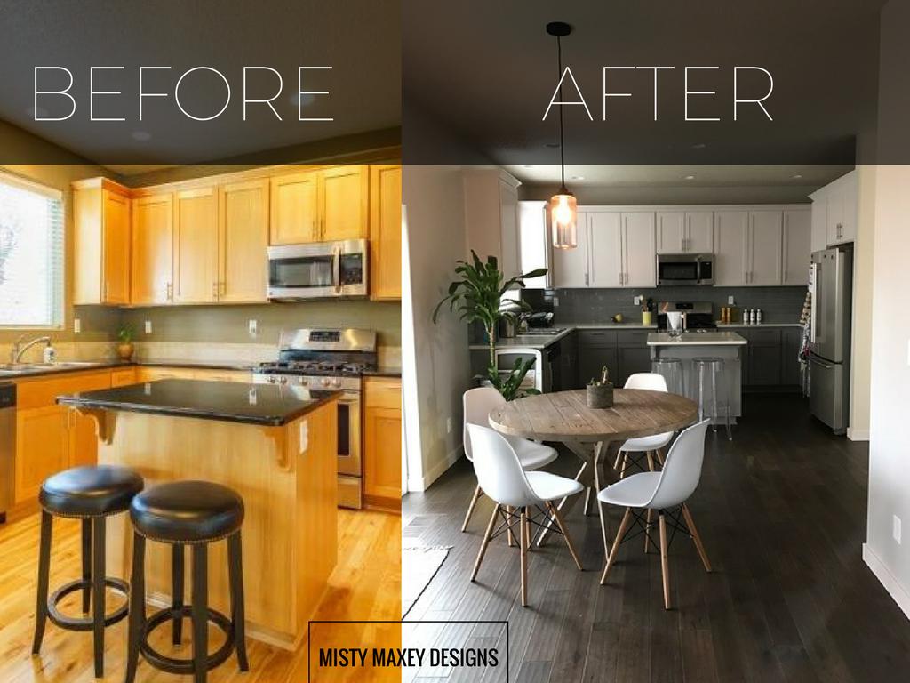 Misty Maxey Kitchen Design, Re-design, Interior Designer