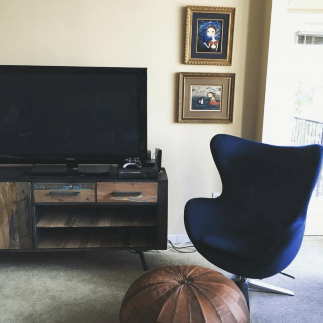 Bachelor pad living room furniture