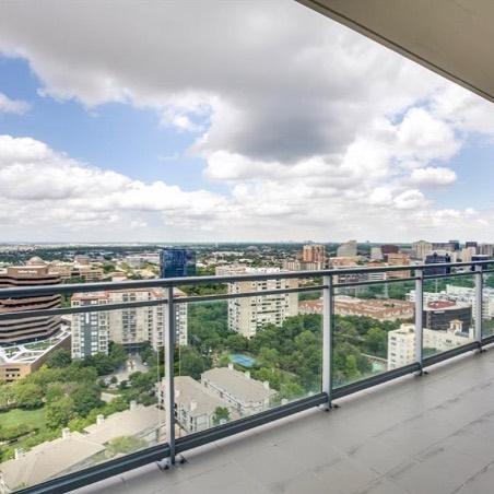 New virtual design client in Dallas,TX! Look at that view 🤤 Did you know I can still help you even if you're not in PDX!? DM me and let's get your condo decorated!