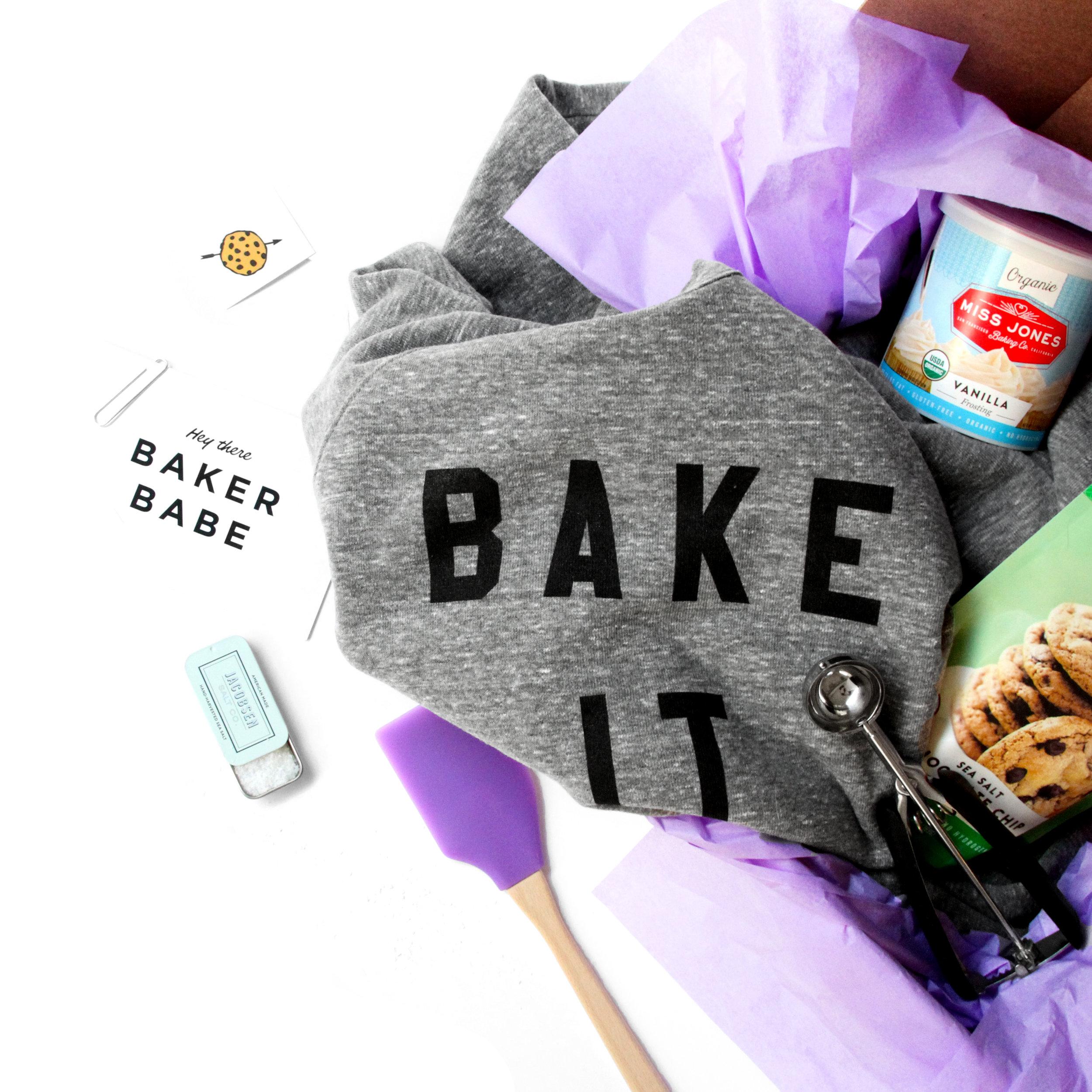 Baker Boxes for Miss Jones