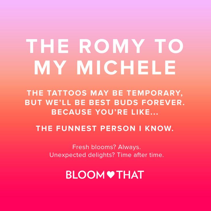 The Romy for BloomThat