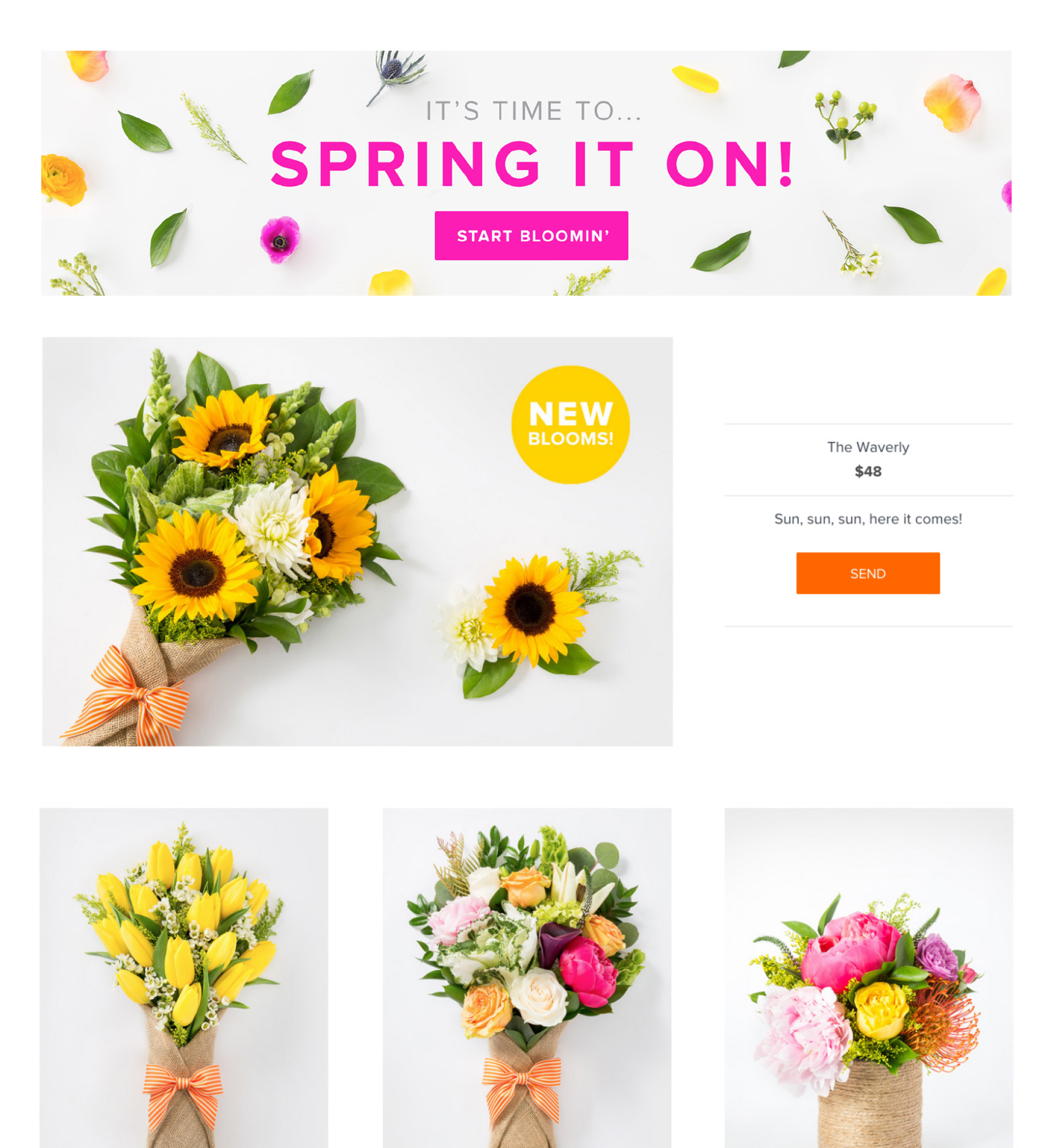 Digital for BloomThat