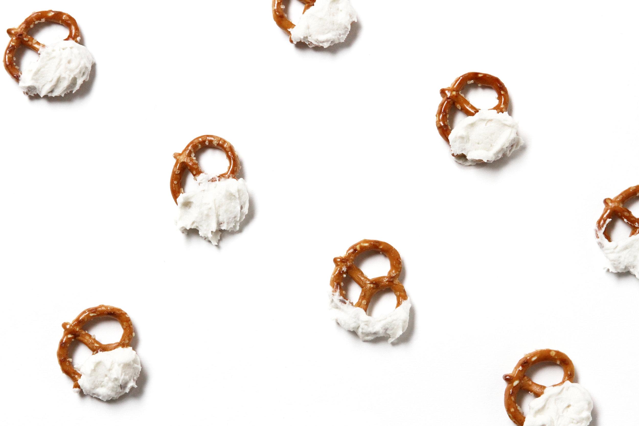 'Frost Yo Snacks' for Miss Jones