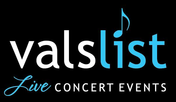 Valslist Live concert events logo.png