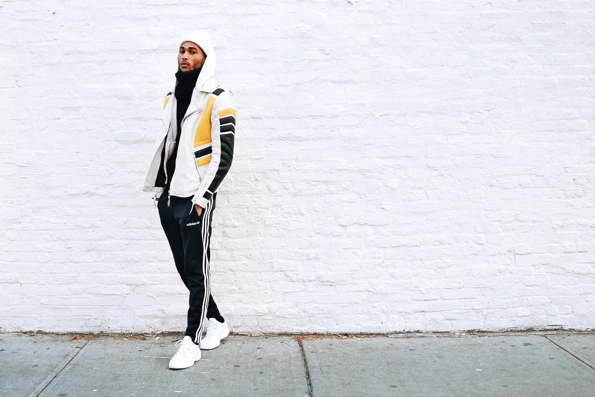 adidas — Look Good — Jovel Roystan