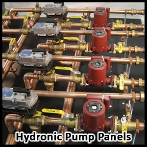 Hydronic Pump Panels