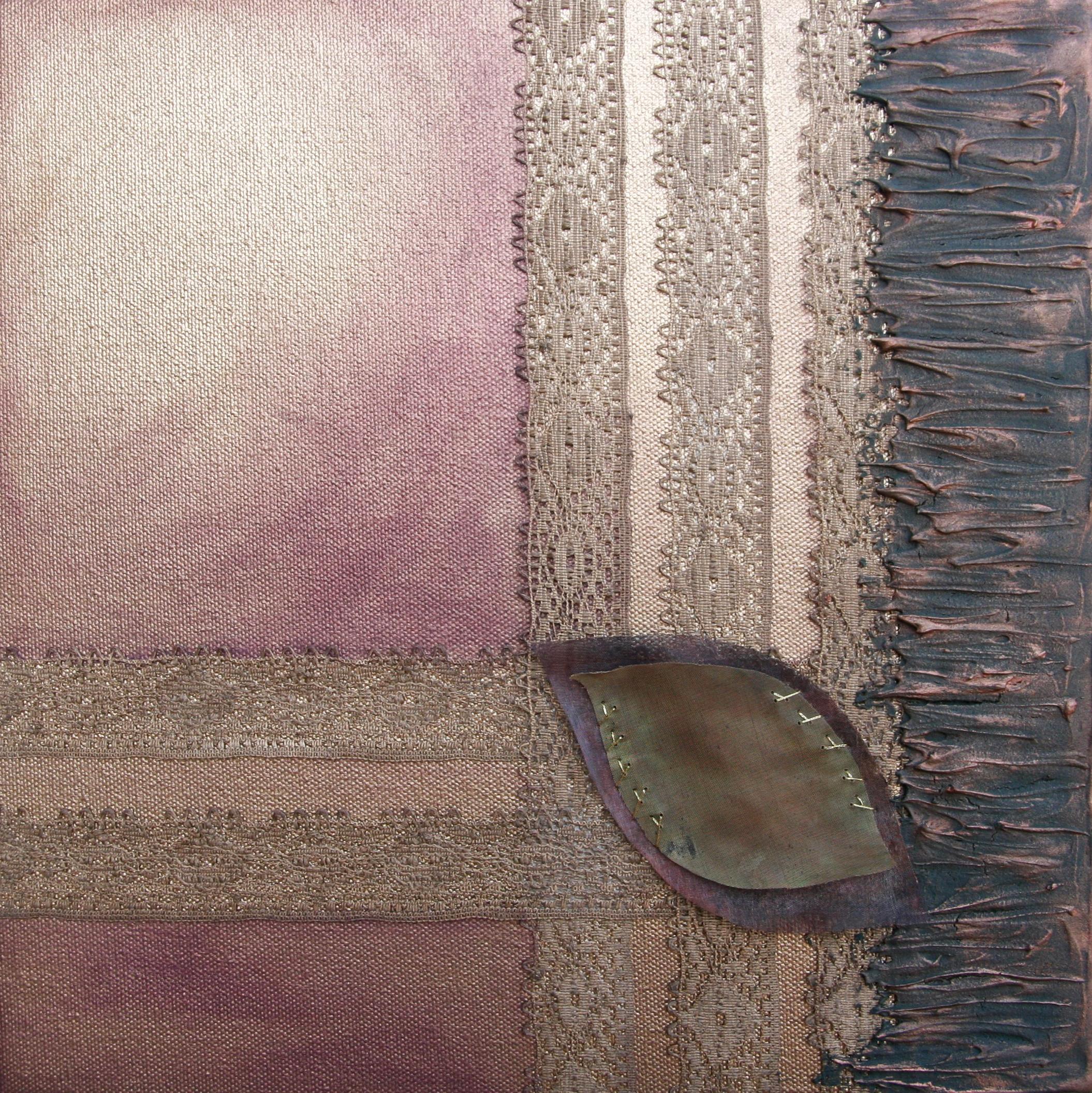 Rest   mixed media on canvas   12 x 12   $125