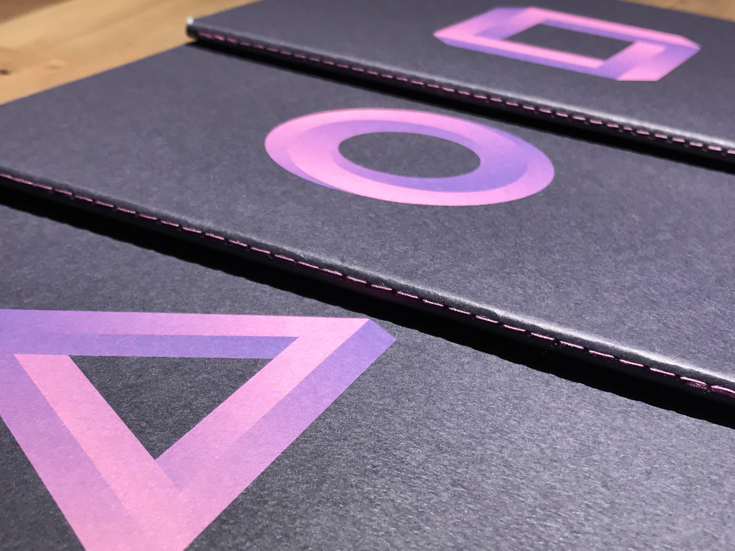 All 3 cover designs.