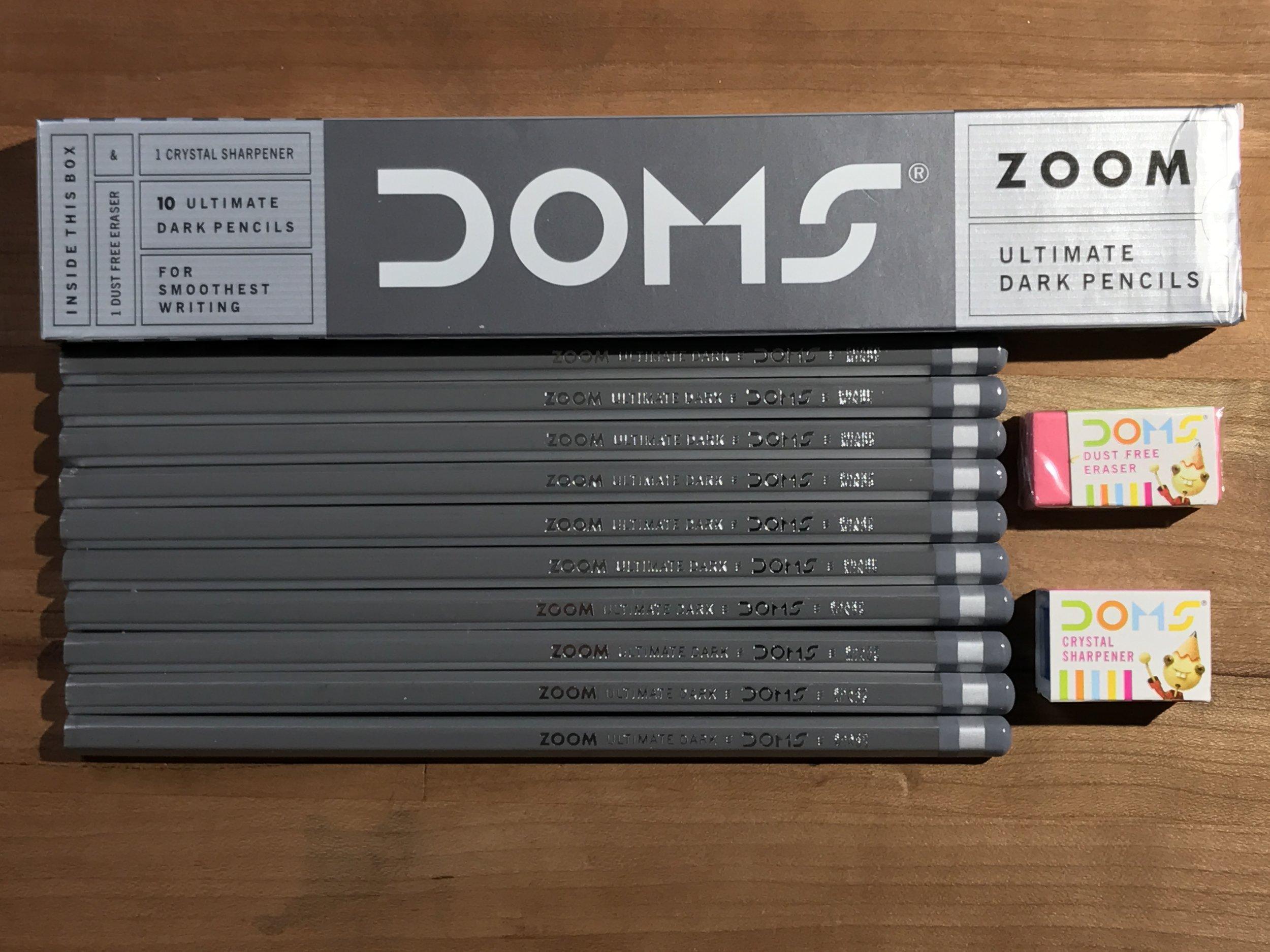 DOMS Zoom Hex.