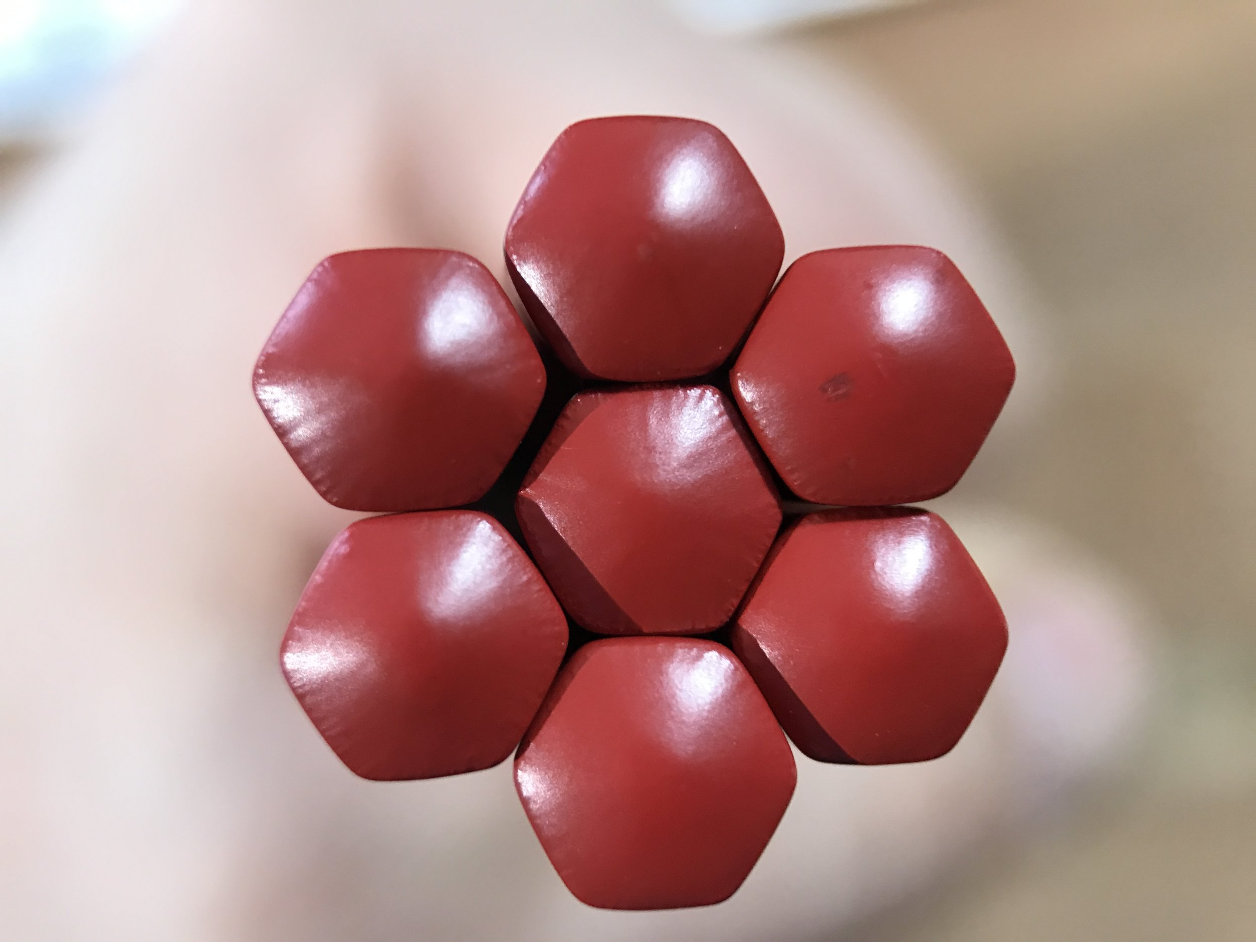 A hex from hexes.