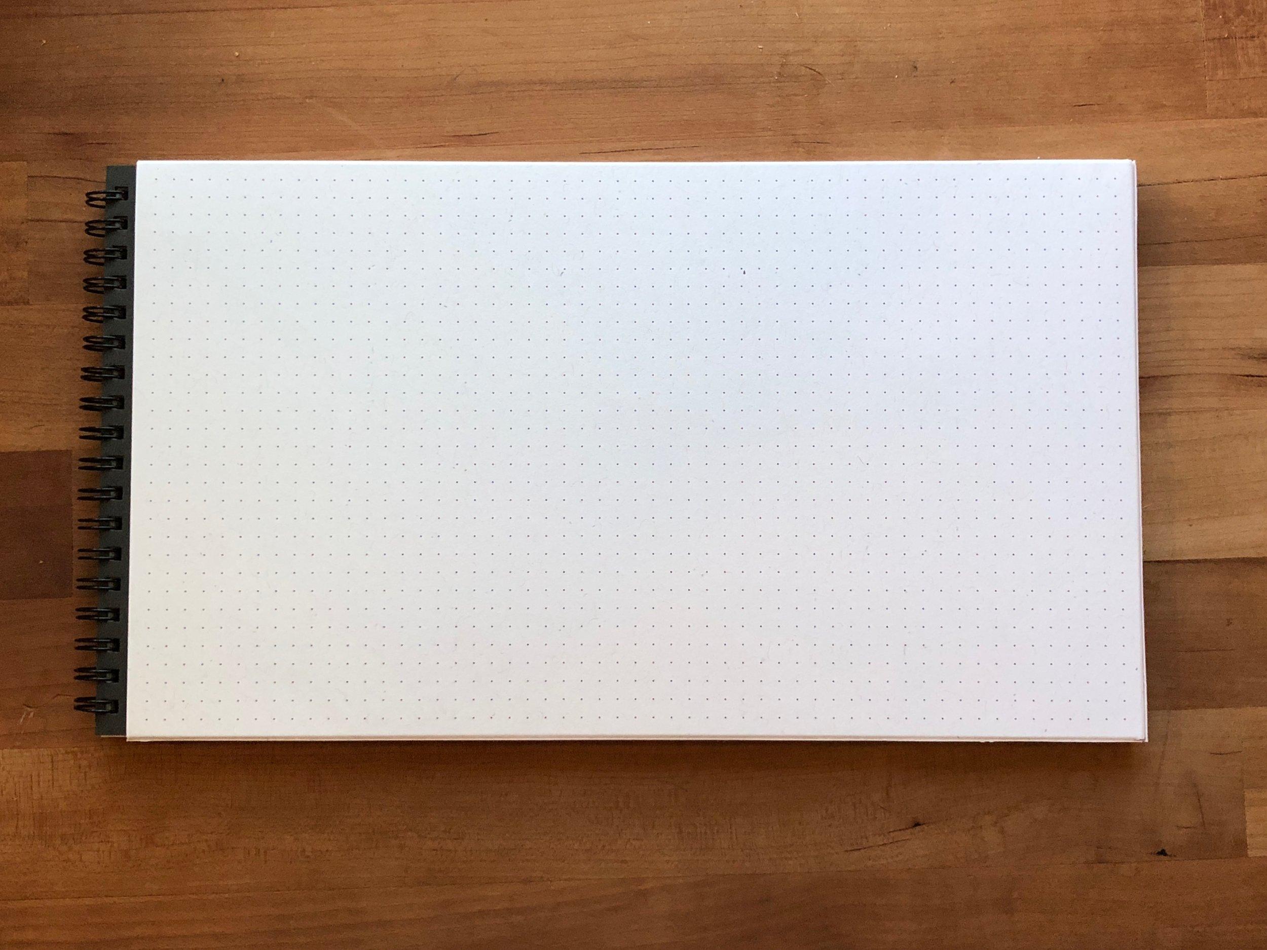 Slipcase is dot grid too!