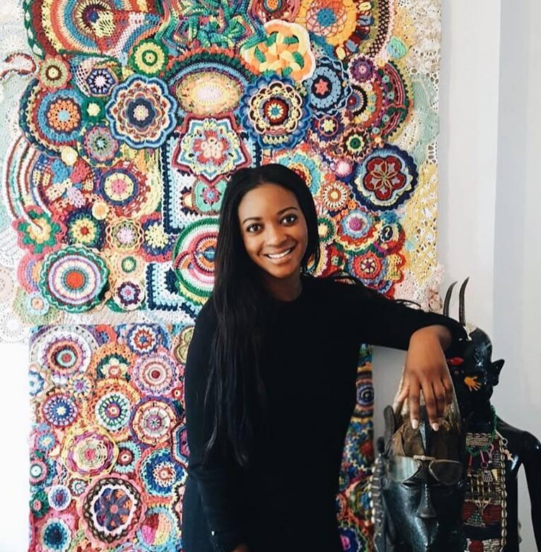Adora Mba - Founder & Director, The Afropolitan Collector