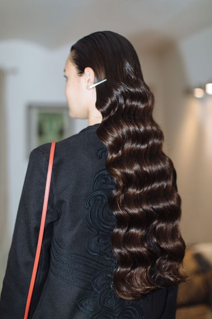 Red carpet hair style  - by FRANCK PROVOST PARIS