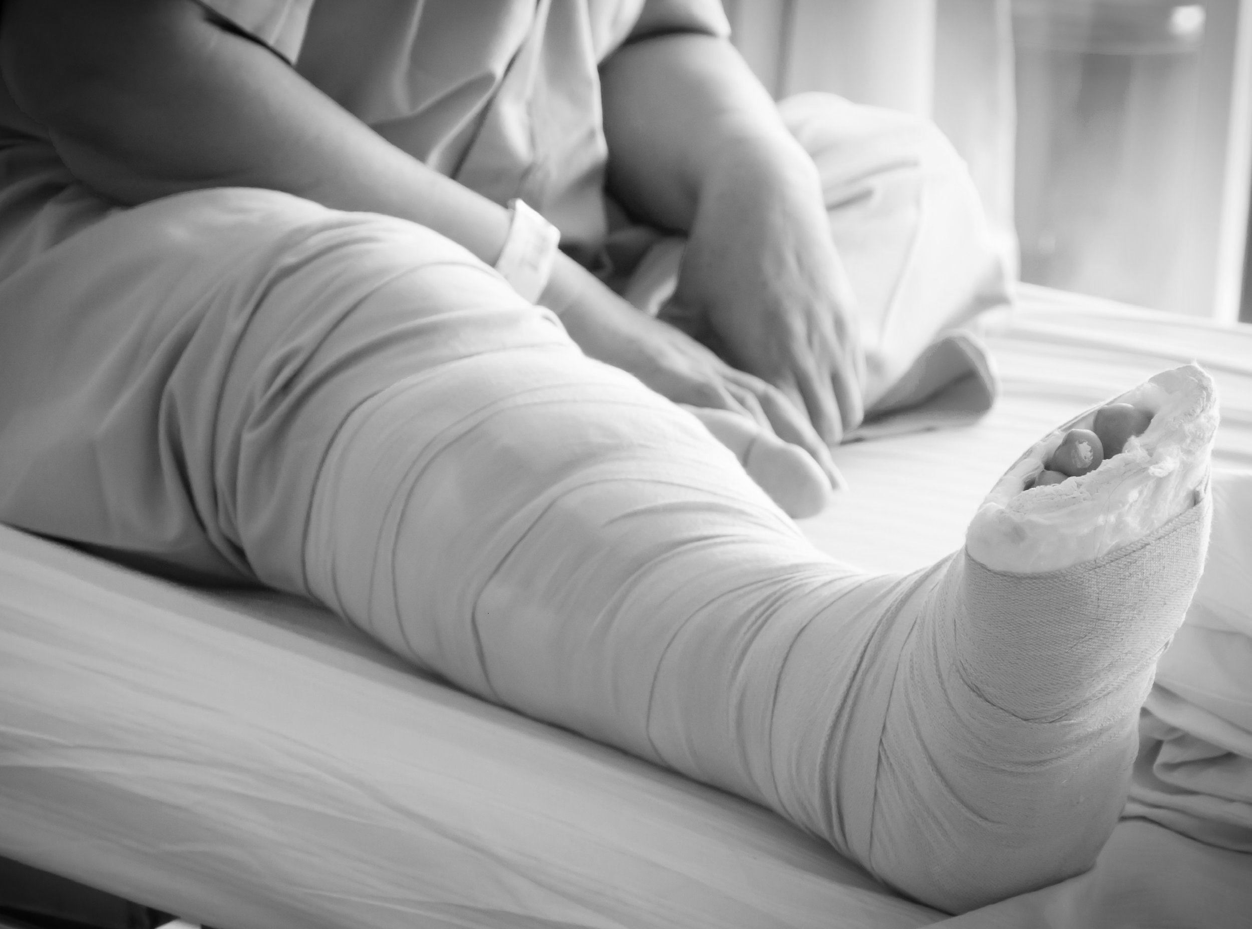 Kirklin Thompson's attorneys have compassion for your injury