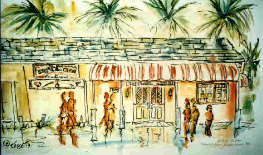 Little Bar Restaurant