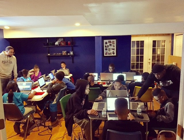 First Ever Color Coded Kids Course in Florissant (Founder's basement)