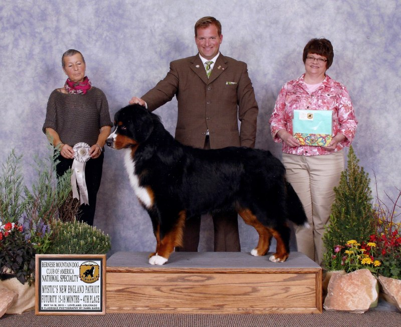 Wesley Futurity placement 15-18 mos.Thank you KeKe Menegoz and Kevin Bednar!