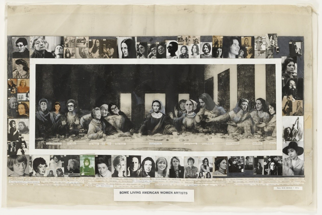 'Some Living American Women Artists'