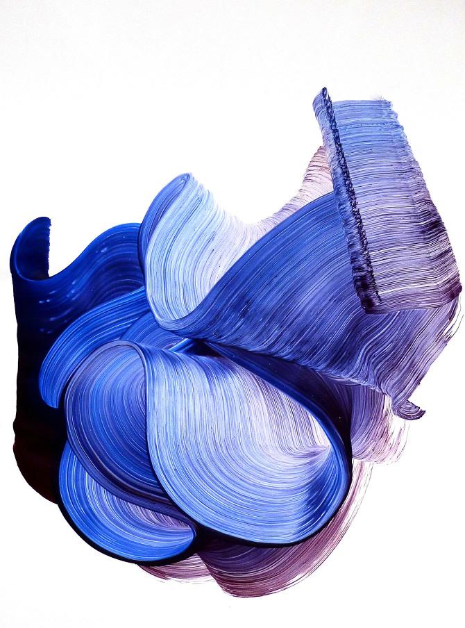 001. Acrylique sur papier Chromalux. 75 cm x 60 cm..JPG